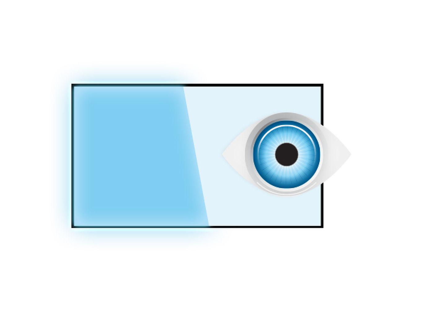 Blue light reducer